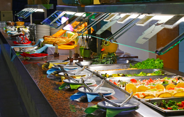 hotel binniguenda huatulco concept restaurant all inclusive breakfast buffet menu food
