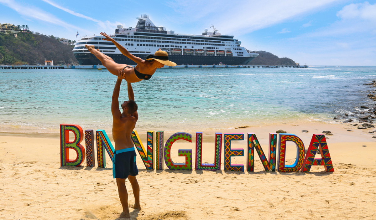 hotel binniguenda huatulco beach santa cruz sport entertainment lodging beach club